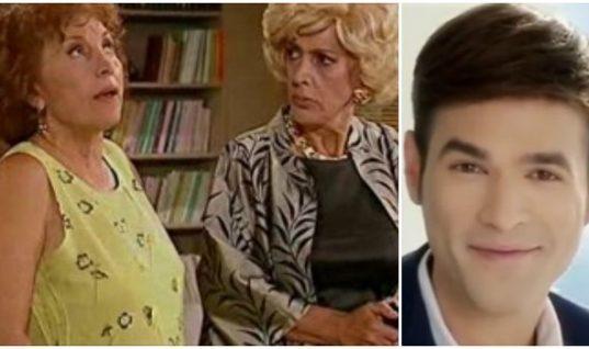 Έξαλλες με τον Φουρθιώτη η Ντίνα Κώνστα και η Χρυσούλα Διαβάτη: «Να τσακιστεί να κατεβάσει το τρέιλερ»