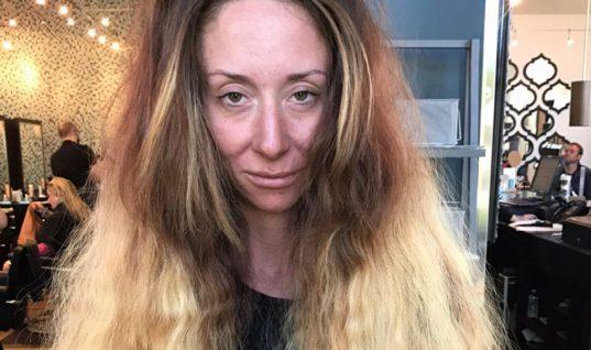 Η απίστευτη μεταμόρφωση μιας γυναίκας -Μέσα σε 7 ώρες έγινε αγνώριστη!