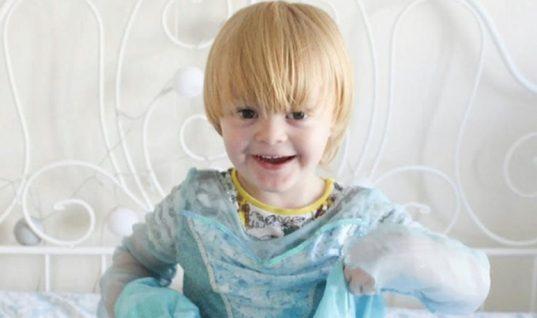 H Disneyland ζήτησε συγγνώμη γιατί δεν άφησε αγόρι να γίνει για μια ημέρα πριγκίπισσα