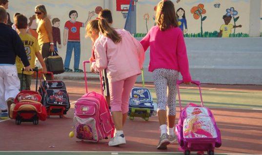Σχολική τσάντα: 6 πολύτιμες συμβουλές για τον γονέα!