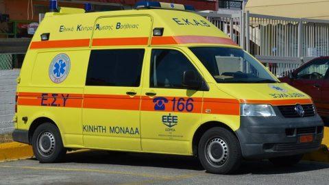 Αδιανόητη τραγωδία στη Μαγνησία: 31χρονη μητέρα διδύμων κατέρρευσε και πέθανε σε πλατεία χωριού