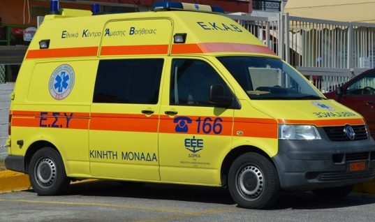 Τραγωδία στη Λάρισα: 37χρονος «έσβησε» την ώρα που έβαζε το παιδί του για ύπνο