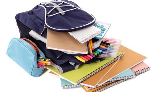 Πρώτη μέρα στο σχολείο: Όσα χρειάζεται ένα παιδί για την τσάντα του!
