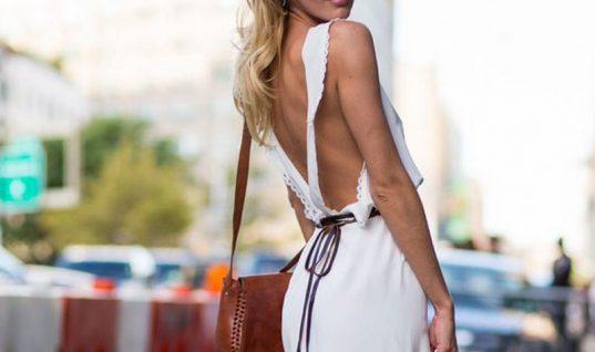 5 τρόποι για να μην φαίνεται το σουτιέν σου όταν φοράς εξώπλατο!