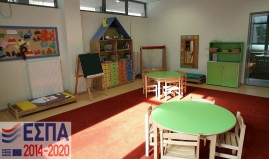 ΕΕΤΑΑ παιδικοί σταθμοί ΕΣΠΑ: Αιτήσεις για επιπλέον 10.000 voucher