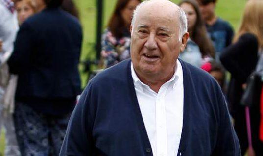 Αμάνθιο Ορτέγα: Ο Mr Zara είναι ο πλουσιότερος του κόσμου, τρώει με τους υπαλλήλους του και εκτρέφει κατσίκες! (εικόνες)