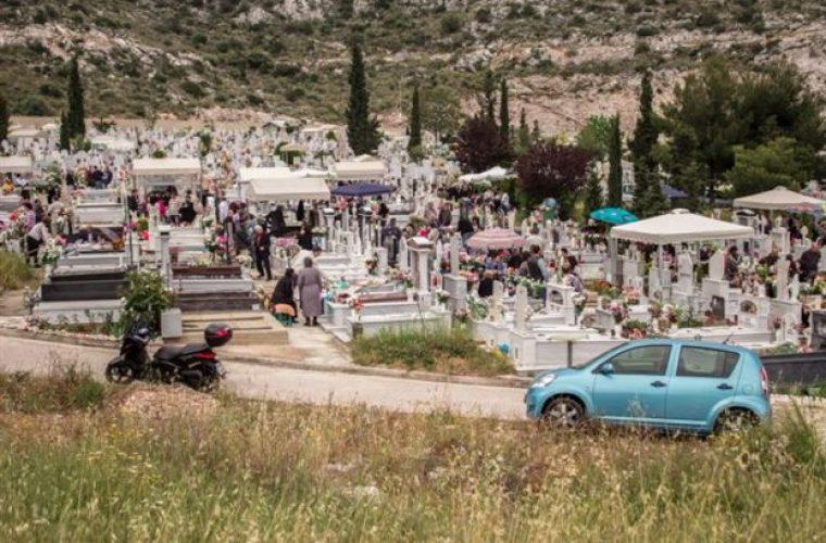Εταιρία θα αναλάβει το άναμμα καντηλιών στο νεκροταφείο Σχιστού