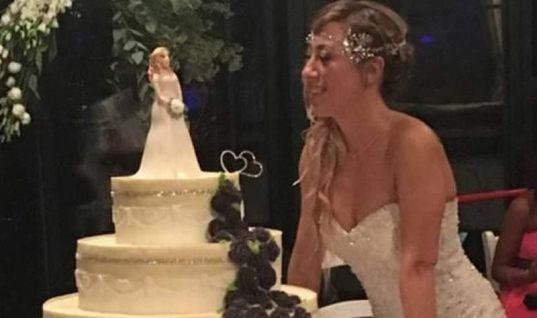 Παραμύθι χωρίς πρίγκιπα – Ιταλίδα παντρεύτηκε τον… εαυτό της! (εικόνες)