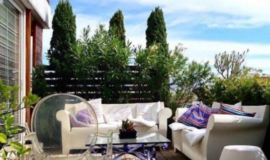 Δείτε το εντυπωσιακό σπίτι παρουσιαστή στο κέντρο της Αθήνας! (εικόνες)