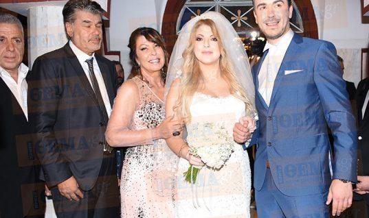 Παντρεύτηκε η κόρη της Άντζελας Δημητρίου, Όλγα Κιουρτσάκη! (εικόνες & βίντεο)