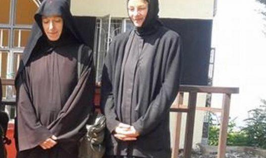 Ναταλία Λιονάκη: Η ζωή της στο μοναστήρι στη Κένυα! (εικόνες)