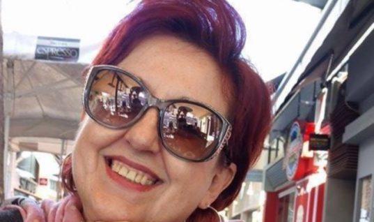 Λάρισα: Νεκρή η δασκάλα που παρασύρθηκε από ΙΧ – Είχε χάσει και τον σύζυγό της σε τροχαίο