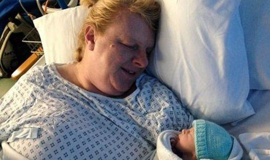 Ποτέ δεν είναι αργά: Ύστερα από 16 χρόνια και 18 αποβολές έγινε επιτέλους μητέρα