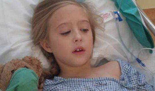 Η ιστορία του κοριτσιού που διαγνώστηκε με καρκίνο του μαστού στα 8 του χρόνια