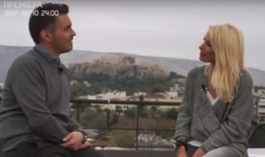Μιχάλης Χατζηγιάννης: Η δήλωση στην Ελένη Μενεγάκη για τη Ζέτα Μακρυπούλια και η δημόσια συγνώμη της παρουσιάστριας