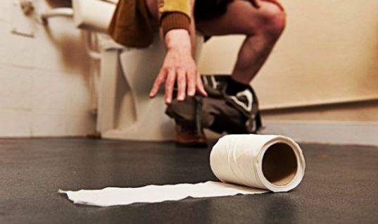 Αν πηγαίνεις αυτή την ώρα της ημέρας στην τουαλέτα πρέπει να το δεις