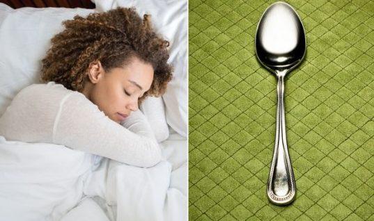 Κάντε το τεστ με το κουτάλι για να δείτε αν σας λείπει… ύπνος! (vid)
