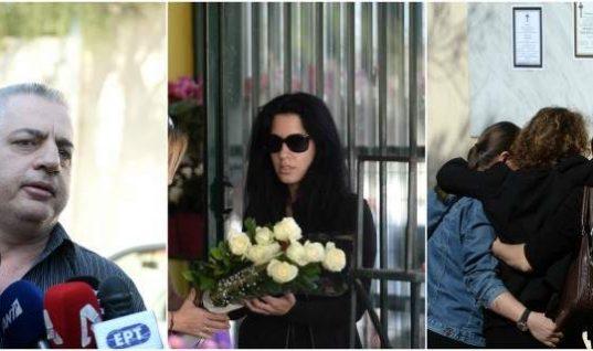 Απίστευτες σκηνές στο αντίο της Δώρας -Η οικογένεια «σφάχτηκε» στην κηδεία