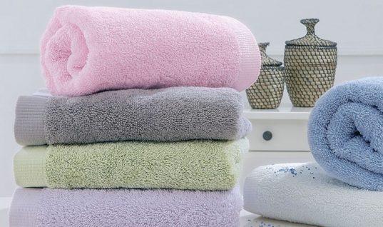 Έτσι θα αποκτήσετε τις πιο αφράτες πετσέτες μπάνιου!
