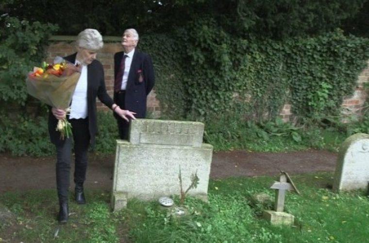 «Ο μυστηριώδης επισκέπτης στον τάφο του αδελφού μου»