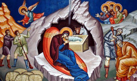 Η Σαρακοστή των Χριστουγέννων