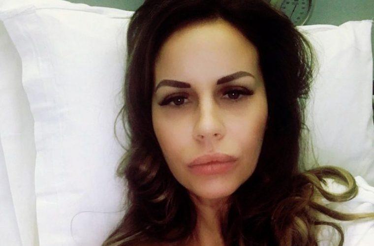 Στο νοσοκομείο η Ιωάννα Λίλη (εικόνες)