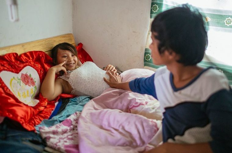 Γιατί οι Κινέζες κάνουν ένα μήνα να πλυθούν αφού γεννήσουν