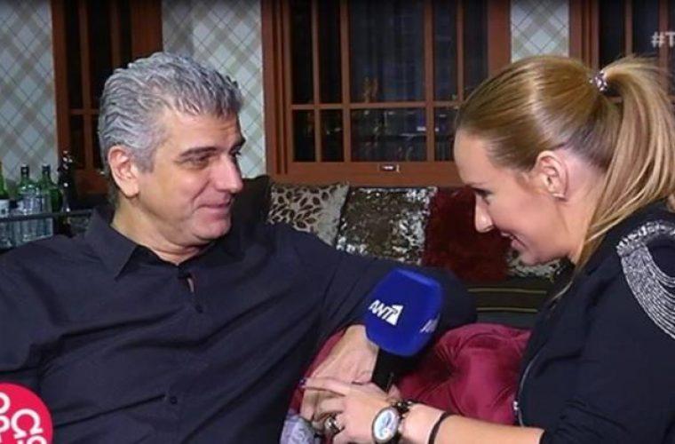Βλαδίμηρος Κυριακίδης: Το περιστατικό που τον ανάγκασε να χάσει 18 κιλά! (Vid)