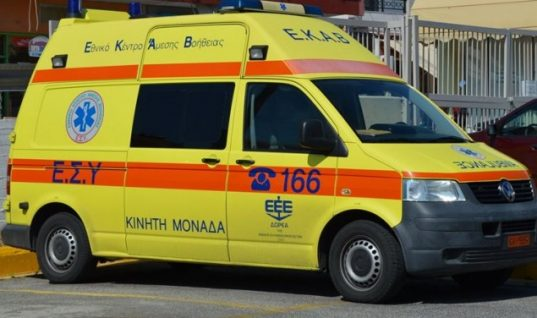 Χαλκιδική: Βρέθηκε αλυσοδεμένο πτώμα μέσα σε κανάλι