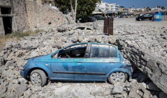 Γεωλόγοι: Πέντε μεγάλα ρήγματα στο Αιγαίο μπορούν να «δώσουν» σεισμούς άνω των 7 βαθμών