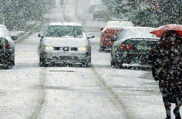 Χριστούγεννα με χιόνια προβλέπει ο Σάκης Αρναούτογλου