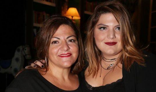 Βίκυ Σταυροπούλου: Η φάρσα που της έκανε η κόρη της για να φύγει καλά η χρονιά! (Vid)