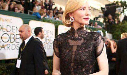 Γιατί θα φορέσουν μαύρα όλες οι γυναίκες ηθοποιοί στη απονομή των Χρυσών Σφαιρών του 2018;