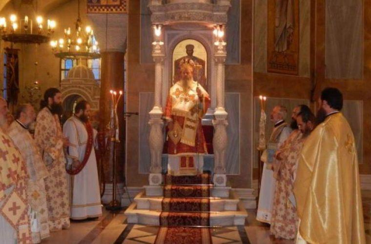 Η Μητρόπολη Πάτρας απαγορεύει τα δύο ονόματα στις βαφτίσεις