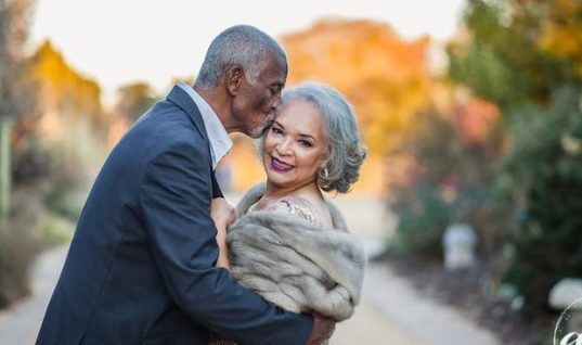 Η 47η επέτειος γάμου αυτού του ζευγαριού θα σε κάνει να πιστέψεις στο «για πάντα»!