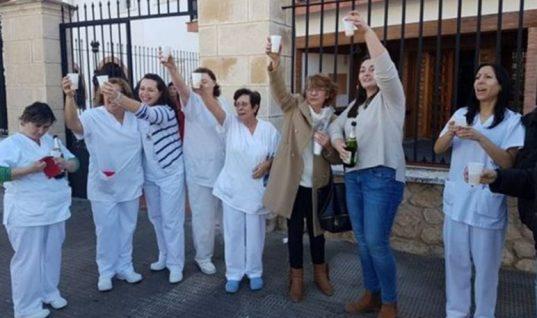 Ισπανία: Εργαζόμενοι σε γηροκομείο κέρδισαν 10 εκατ. ευρώ στη χριστουγεννιάτικη λοταρία