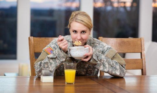 Δίαιτα του στρατιώτη: Χάνετε μέχρι και 4,5 κιλά σε μία εβδομάδα – Μενού ανά ήμερα