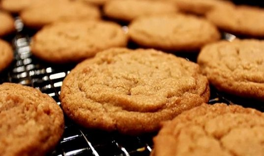 Μπισκότα κανέλας χωρίς ζάχαρη!