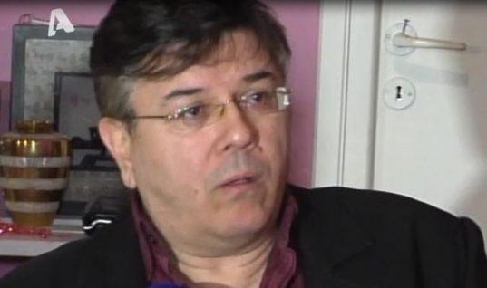 Δήμος Μυλωνάς: Βρήκε «καταφύγιο» στο Σπίτι του Ηθοποιού