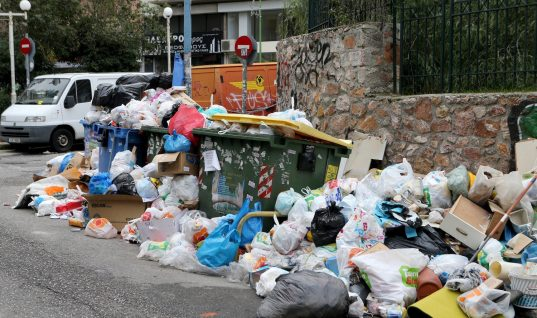 Έρχεται το «πληρώνω όσο πετάω» – Συνδέονται τα τέλη καθαριότητας με τον όγκο των σκουπιδιών
