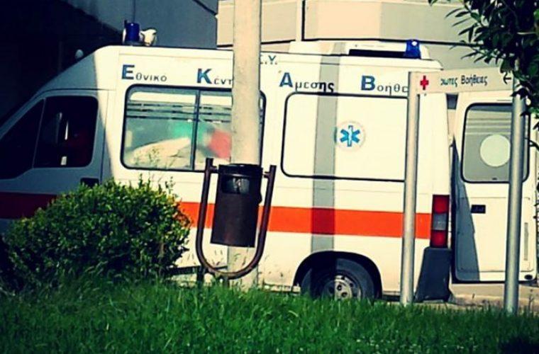 Ατύχημα σοκ στα Τρίκαλα: Άντρας παρασύρθηκε από το ίδιο του το αμάξι!