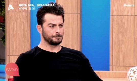 Ο Γιώργος Αγγελόπουλος με μόνιμη θέση στο «Τατουάζ» – Αυτός θα είναι ο ρόλος του!