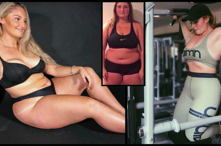 Έχασε 35 κιλά και ξέρει από πρώτο χέρι ότι το μυστικό δεν είναι να κυνηγάς το τέλειο σώμα! (εικόνες)
