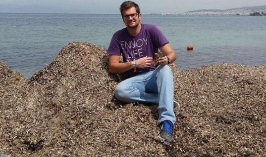 Ο 24χρονος Έλληνας που μετέτρεψε τα φύκια σε… χρυσάφι και μπήκε στη λίστα του Forbes!