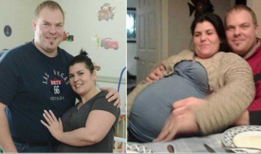 Του είπε ότι ήταν έγκυος και περίμενε πεντάδυμα, αλλά η αλήθεια ήταν διαφορετική και σοκαριστική