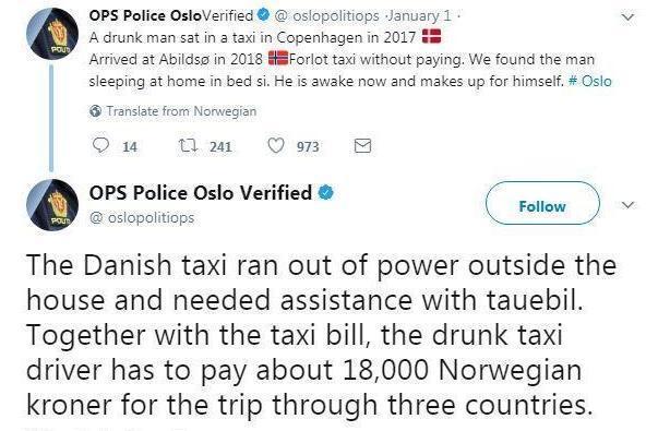 Μέθυσε, πήρε ταξί και ξύπνησε έξι ώρες μετά σε άλλη χώρα