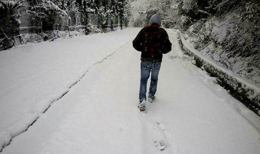 48ωρος χιονιάς θα σαρώσει τη χώρα. Δείτε την πρόβλεψη του Αρναούτογλου