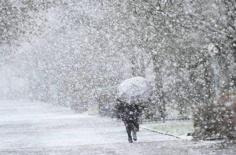 Αρναούτογλου: Ακολουθούν «κατεβασιές» ψυχρών αερίων μαζών πολικής προέλευσης