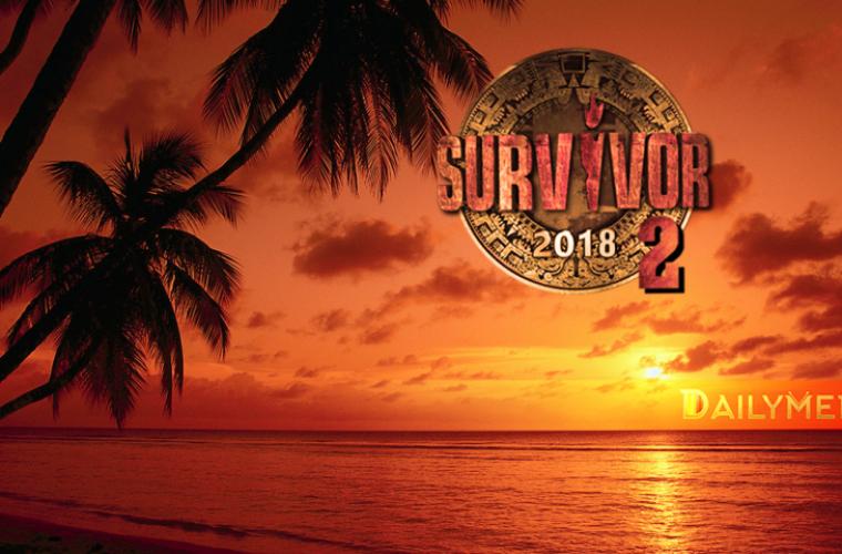 Survivor 2: Ανατροπή της τελευταίας στιγμής! Ακύρωσε τη συμμετοχή της!