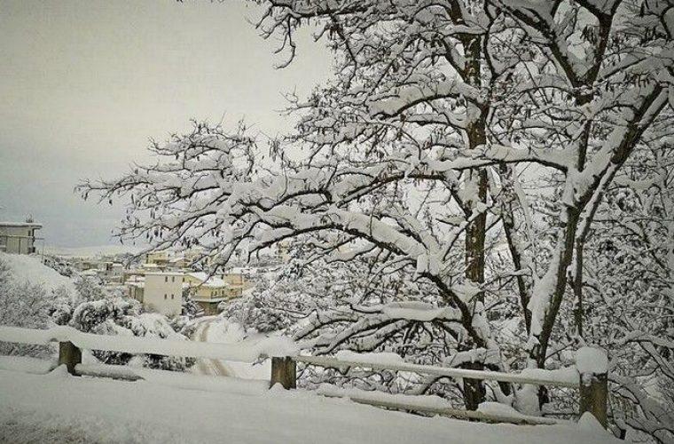 Με κακοκαιρία ξεκινά η εβδομάδα- Παγετός και χιόνια τη Δευτέρα